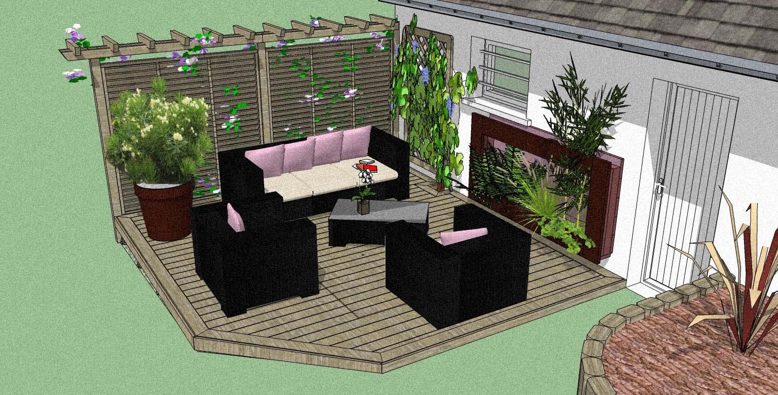 Etudes création et aménagement de parcs et jardin sur la ...